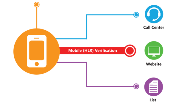 Melissa's Global Phone Verification utilizes advanced home location register to ensure a number is live and connected.