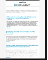 Newsletter - DQ Roundup