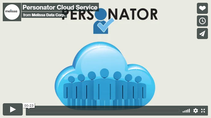Personator Consumer Overview Video - Click to watch