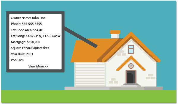 Enhance your data with Melissa's Property Component for Contact Zone with valuable property and mortage data from over 140 million records for the U.S.A.