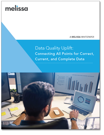 White Paper - Data Quality Uplift