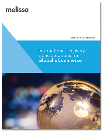 White Paper - International Delivery for E-Commerce