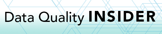 Data Quality Insider April 2017