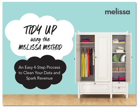 White Paper - Tidy Up Using the Melissa Method